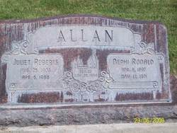 Nephi Ronald Allan