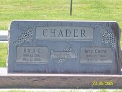 Inez Belle <I>Crane</I> Chader
