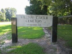William Carter Cemetery