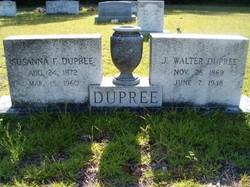 J. Walter Dupree