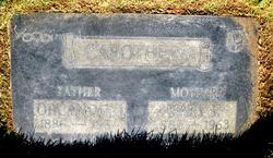 Mary Virginia <I>Elliott</I> Carothers
