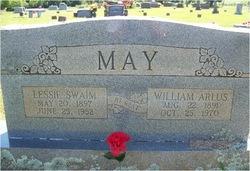 William Arlus May