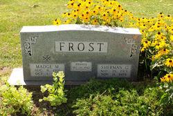 Madge M. <I>Handy</I> Frost