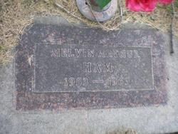 quality design ffa83 43ab4 Melvin Arthur Ham (1953-1969) - Find A Grave Memorial