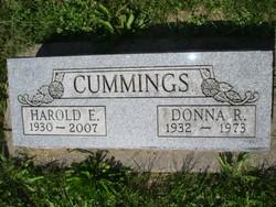 Donna <I>Bell</I> Cummings