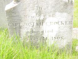 Capt Josiah Crocker