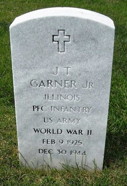 PFC John T. Garner Jr.