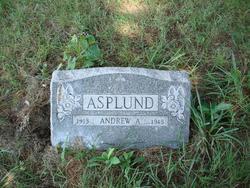 Andrew A. Asplund