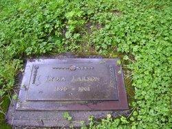Lydia <I>Green</I> Larson