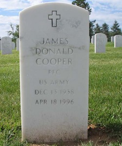 James Donald Cooper