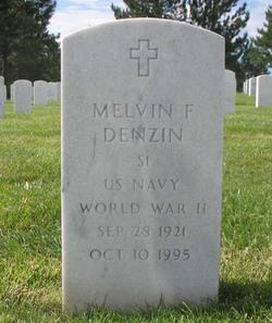 Melvin F Denzin