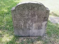 Ruth Raper Funk