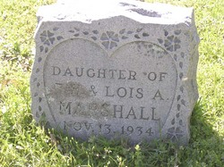 Daughter Marshall