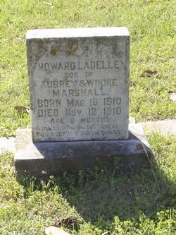 Howard Ladelle Marshall
