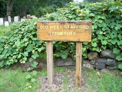 Old West Stafford Cemetery