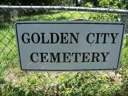 Golden City Cemetery