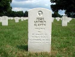 Jesse Arthur Slaven