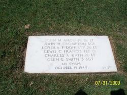 Lieut John M. Aiken Jr.