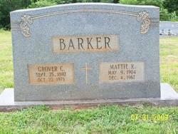 Grover C Barker