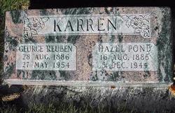 George Reuben Karren