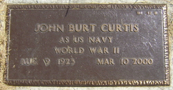 John Burt Curtis