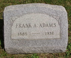 Frank A Adams