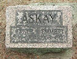 """Ernest Leo """"Ernie"""" Askay"""