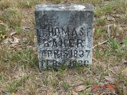 Thomas Franklin Baker