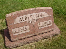 Russell R Albertson