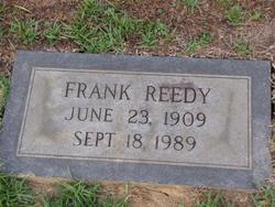 Frank Reedy