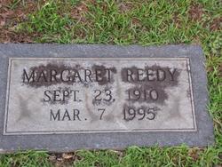 Margaret <I>Green</I> Reedy