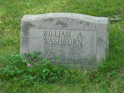 William A Washburn