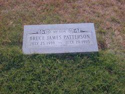 Bruce James Patterson