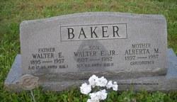 Walter E. Baker