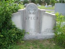 Caroline H <I>Nepper</I> Speck