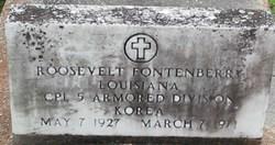 Corp Roosevelt Fontenberry
