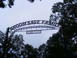 Broomsage Family Cemetery