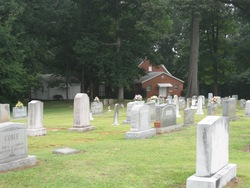 Jerusalem Primitive Baptist Church Cemetery