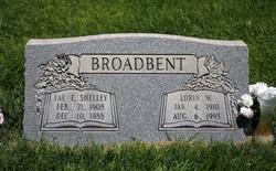 Fae Eleanor <I>Shelley</I> Broadbent