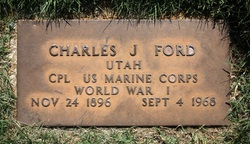 Charles Judd Ford