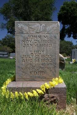 John Mantripp Ford