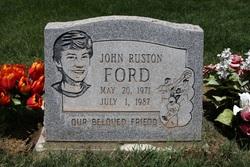 John Rushton Ford