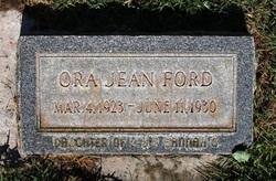Ora Jean Ford