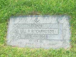 Will Arthur Ritchardson