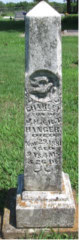 """Charles E. """"Charley"""" Hanger"""