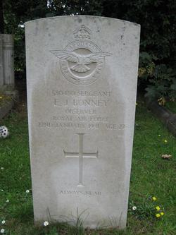 Sergeant ( Obs. ) Edwin Jones Bonney