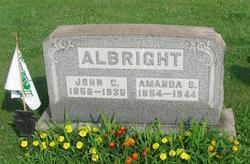 John Christman Albright