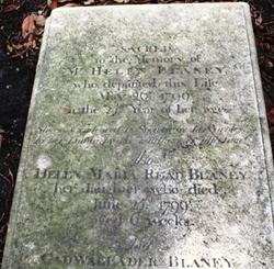 Helen Maria Read Blaney