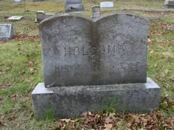 Mary Ellen <I>Matteson</I> Holcomb