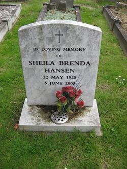 Sheila Brenda Hansen